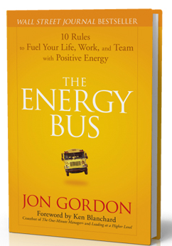 The Energy Bus Quotes What I Learned From The Energy Bus  Positivetrajectory